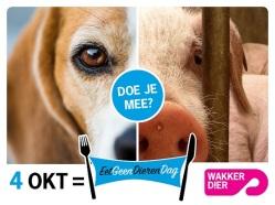 Wakker-Dier-dierendag-2016-eet-geen-vlees