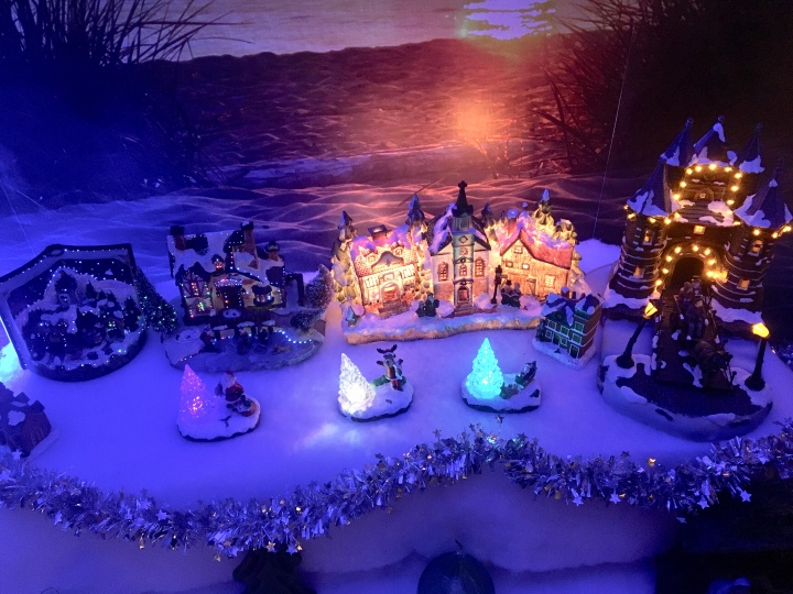 Kerstsfeer In Huis Gedachtenspinsels